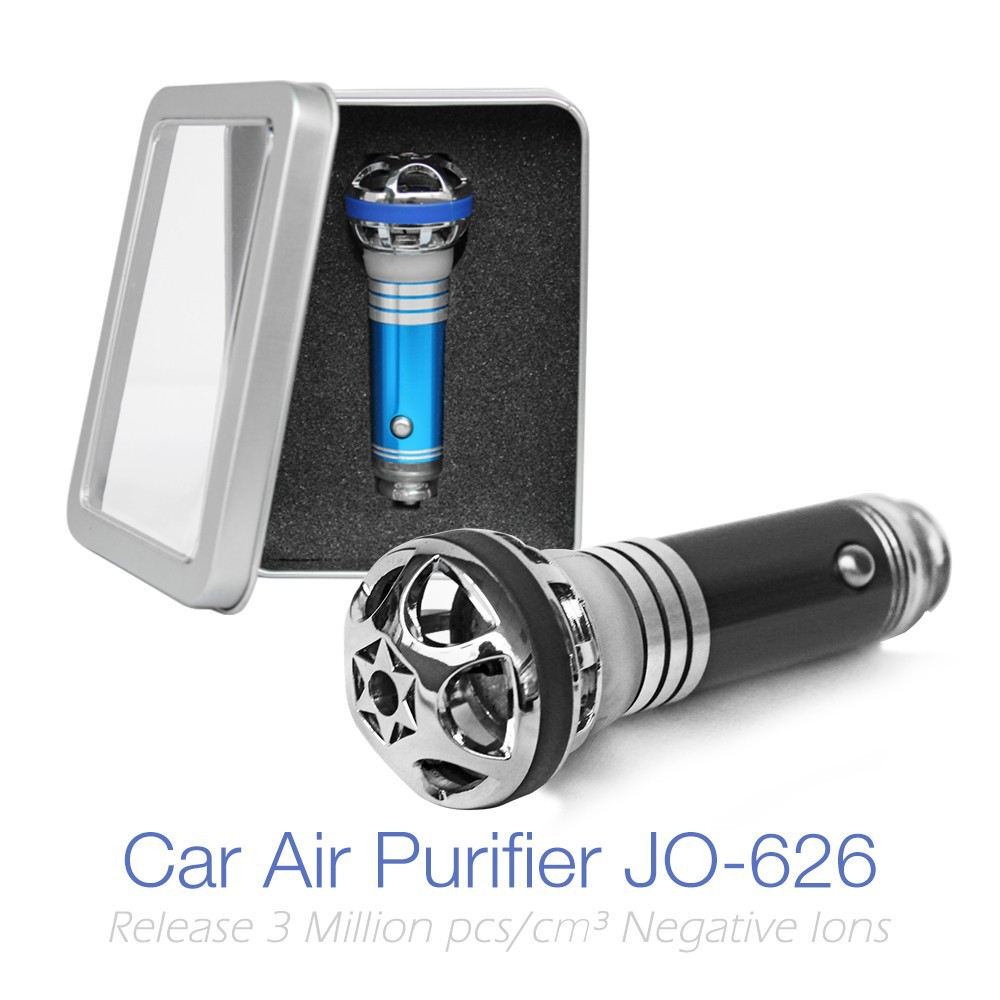 Hot New Electric Mini Ionic Air Purifier for car and home