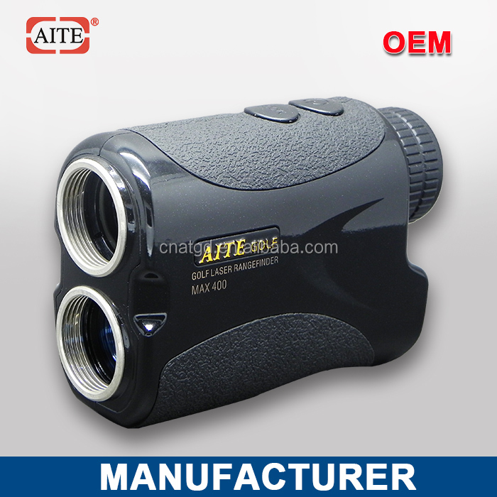 6*24 400m Laser rangefinder with pinseeking and slope function indoor outdoor games pictures