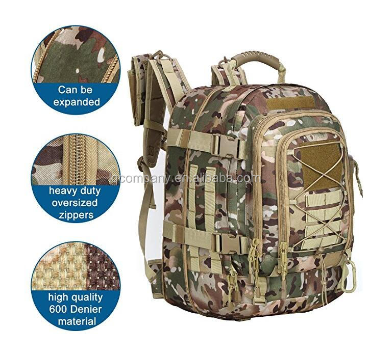 2018 Top one seller armycamousa 3 day assault Pack