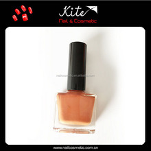 Waterbase Temperature color change nail polish Professional Manufacturer / peelable nail polish