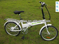 folding e bike with hidden battery.36v 20inch folding electric bicycle