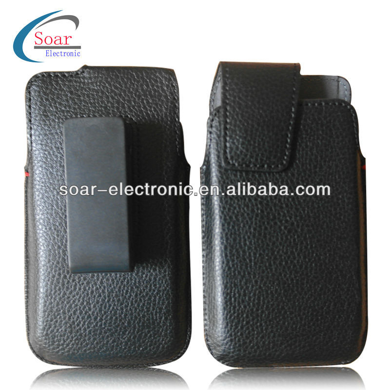 OEM leather flip case for blackberry z10