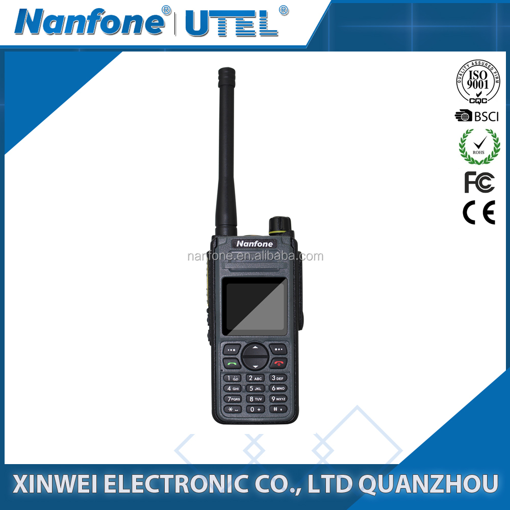 GSM SIM Card Two Way Radio with WiFi Function