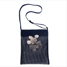 Shell Collect Mesh Beach Bag Tote High Quality Durable Beach Bag
