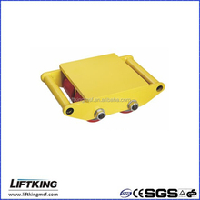 LIFTKING RSO 6ton construction machinery moving transport trolley CE certificated roller skates