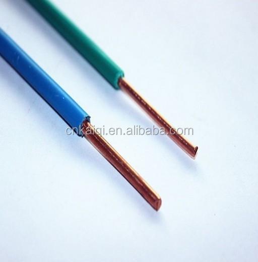 Copper To Pvc : Flexible copper wire conductor pvc insulated