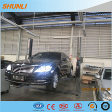 4000kg 4 S station portable car hoist