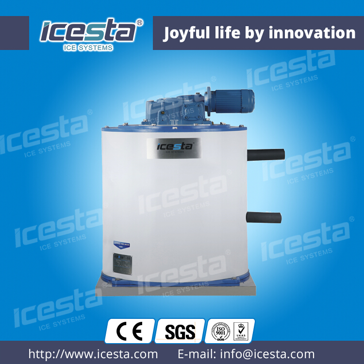 ICESTA high quality seawater ice flaking evaporator