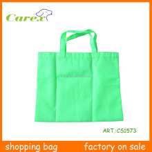 Polyester Promotion Item Shopping Bag And Super Market Shopping Bag