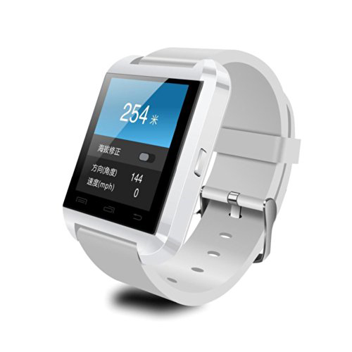 Waterproof Touched Screen Smart Watch Mobile Phone
