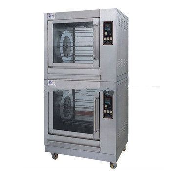 Rotary Electric Chicken Rotisserie equipment