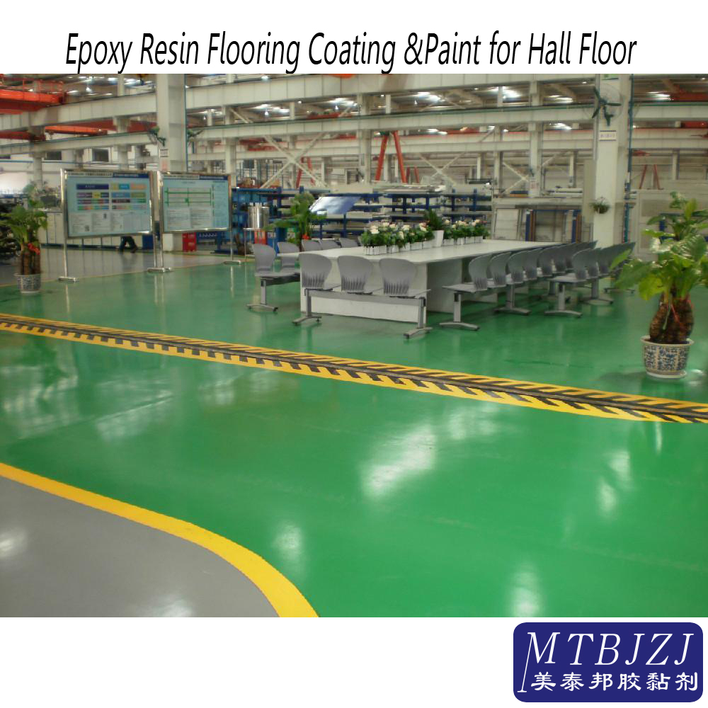 Epoxy Resin Floor Coating and Paint