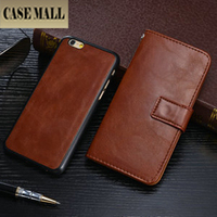 Luxury PU leather case magnetic flip with Card Holder