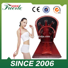2017 hot selling far infrared ozone steam infrared sauna therapy with PVC cover