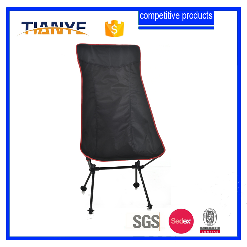 Tianye high quality competitive product fisher price easy fold high chair with logo printing camping rocker chair for gift