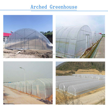 poly greenhouses for agricultural