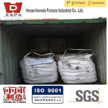high alumina bauxite ore castable refractory cement