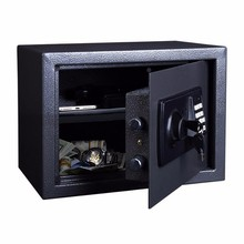 Yongfa 25SA Mini Digital Electronic Fingerprint Money Safe Deposit Box Time Lock By Direct Manufacturer