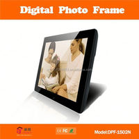 bulk photo slide show and photo zoom digital picture frame