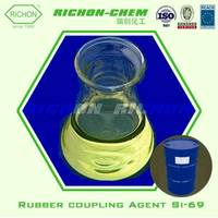 Rubber Coupling Agent Chemical name Si-69 or C18H42O6S4Si2 Looking for Agents to Distribute Our Products