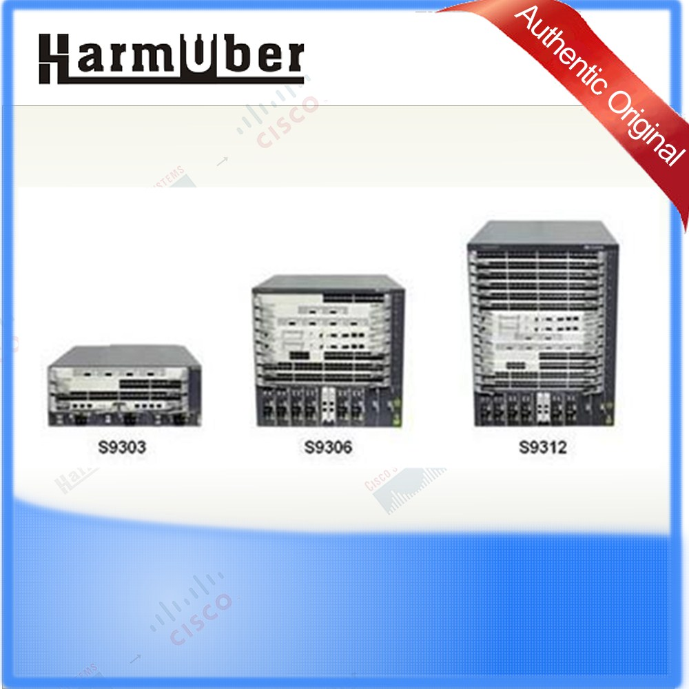 Huawei S9300 Series Terabit Routing Switches S9306 In Store