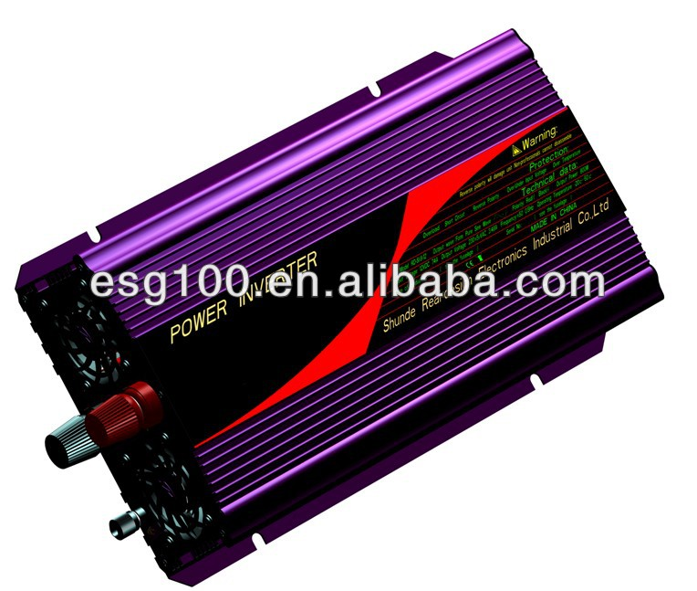 Off grid 1KW Solar high frequency Inverter power inverter