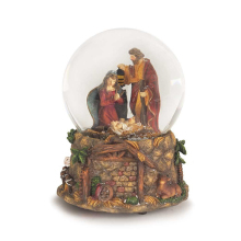 Customized Cheap Souvenir Gift Religious Snow Globe