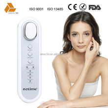 high frequency ultrasonic galvanic facial machine facial massager for nu skin