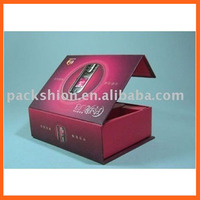 2013 new fashion mobile phone accessories printed box