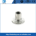 "Stainless Steel Tri-Clamp 3/4"" Female NPT - 1.5"""