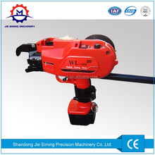 Easy operation automatic steel tying machine for building construction