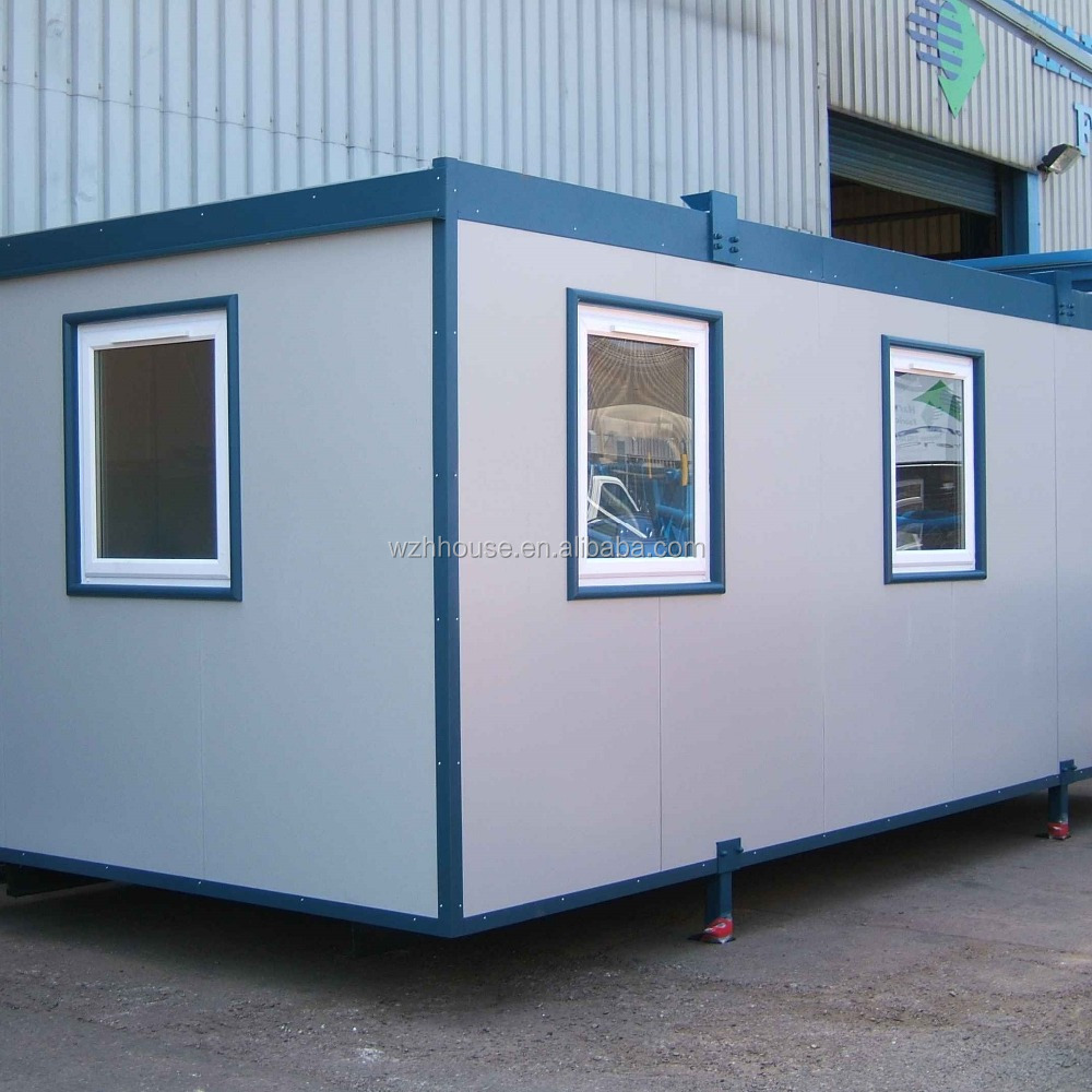 Quick Installation Movable Portable Office Containers houses