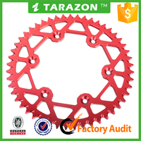 CNC Milling Motorcycle Sprockets Fit For CRF250/450