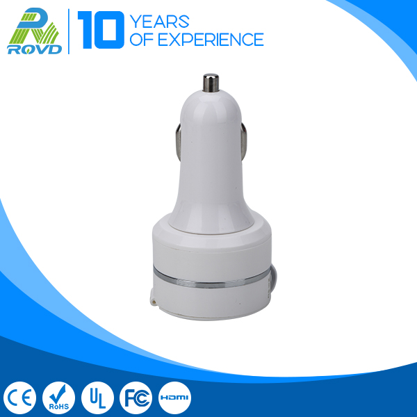 High quality car charger for Samsung Galaxy S4 S6 S6 Edge