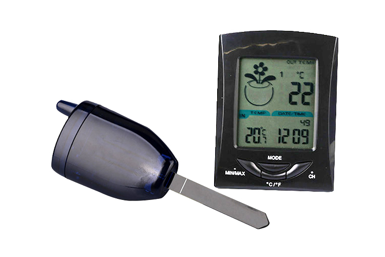 Economic and efficient high quality soil humidity temperature controller