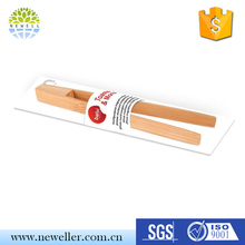 Trade Assurance Supplier environmentally safe hot sales tongs for pickles with customize logo