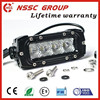 NSSC Lifetime Warranty 24w,36w,60w,120w,180w,240w,300w Cree led light bar, auto led light bar for truck