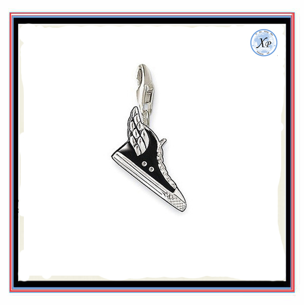 New Arrival Exqusite Shoes Shaped charm Pendant jewelry
