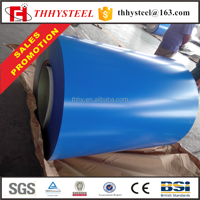 PPGI PPGL ral 9030 color coated prepainted galvalume / galvanized steel coil importer