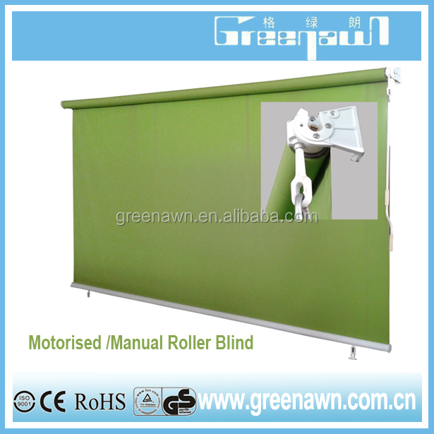 outdoor roller blinds parts folding shade