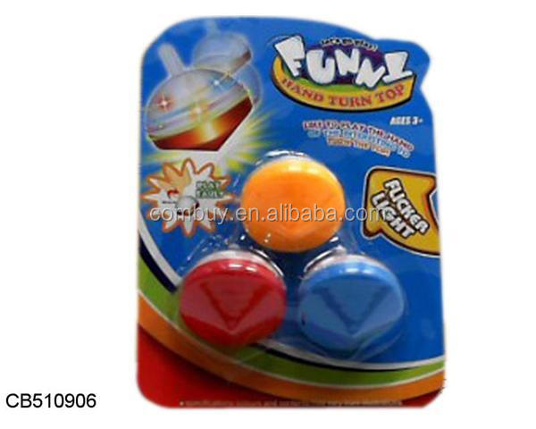 Hot selling Plastic finger spinning top for Adults Kids