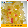 Hot sale fresh seasoned mixed fruit material cheap sweet canned assorted fruit