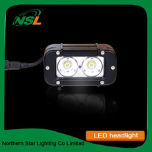 hight quality led single row light bars 20W 2PCS * 10W CREEs apply to offroad auto cars