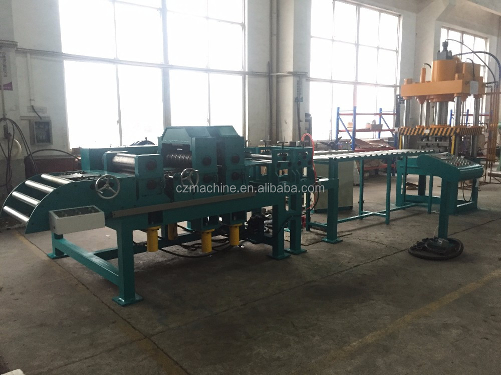 Transformer Radiator Forming Production Machine