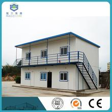 popular selling screw conection modular prefabricated house sandwich panel wall prefab classroom
