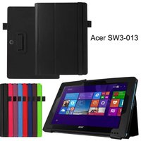 Flip PU Leather Stand Cover Case For Acer Switch 10E SW3-013
