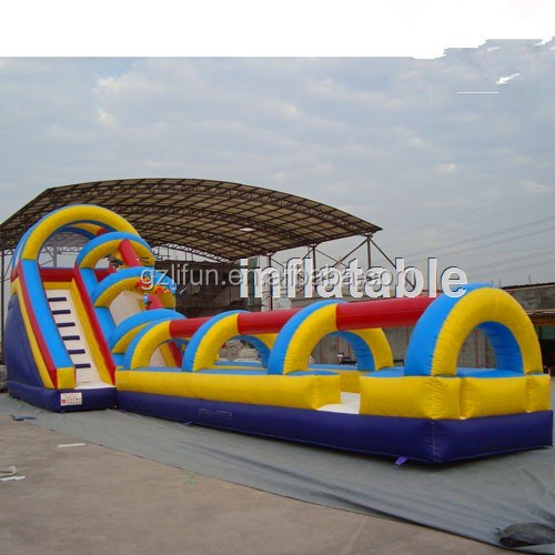 2016 High inflatable dog slide with pool for sale, attractive inflatable slide, cheap inflatable dog slide jumper