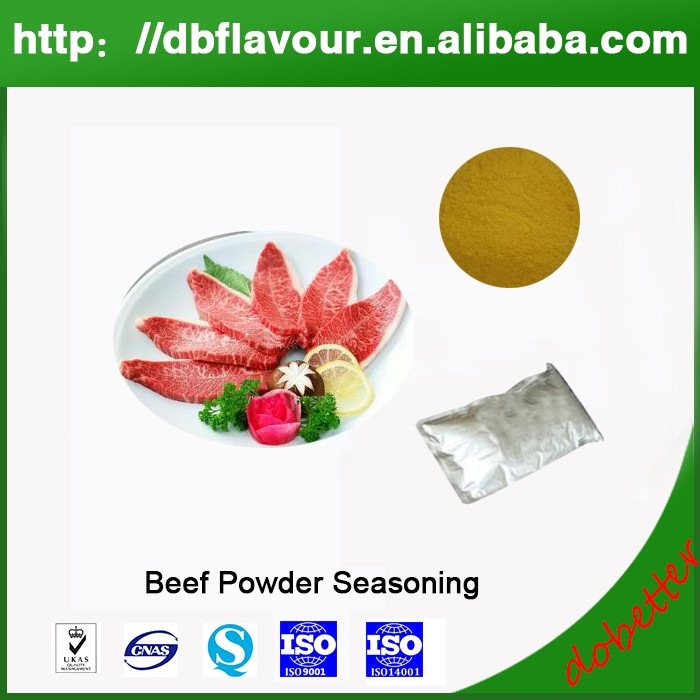 High Quality Roast Beef Seasoning Powder flavors for Various Food,Beef Powder Flavours for Snack