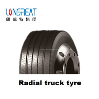 LONGREAT brand 225/70R19.5 245/70R19.5 radial truck tyre