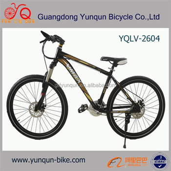 "2016 new design hot selling mountain bike 21 Speed alloy bike/cycle 26"" alloy MTB/ cheap alloy MTB"